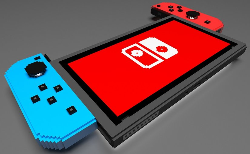 mando nintendo switch