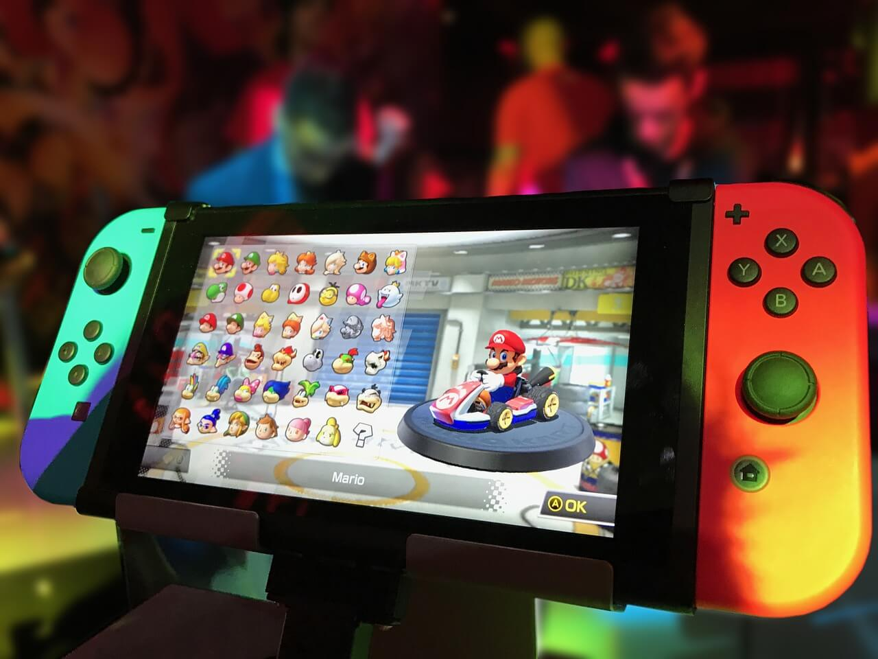 Nintengo Switch